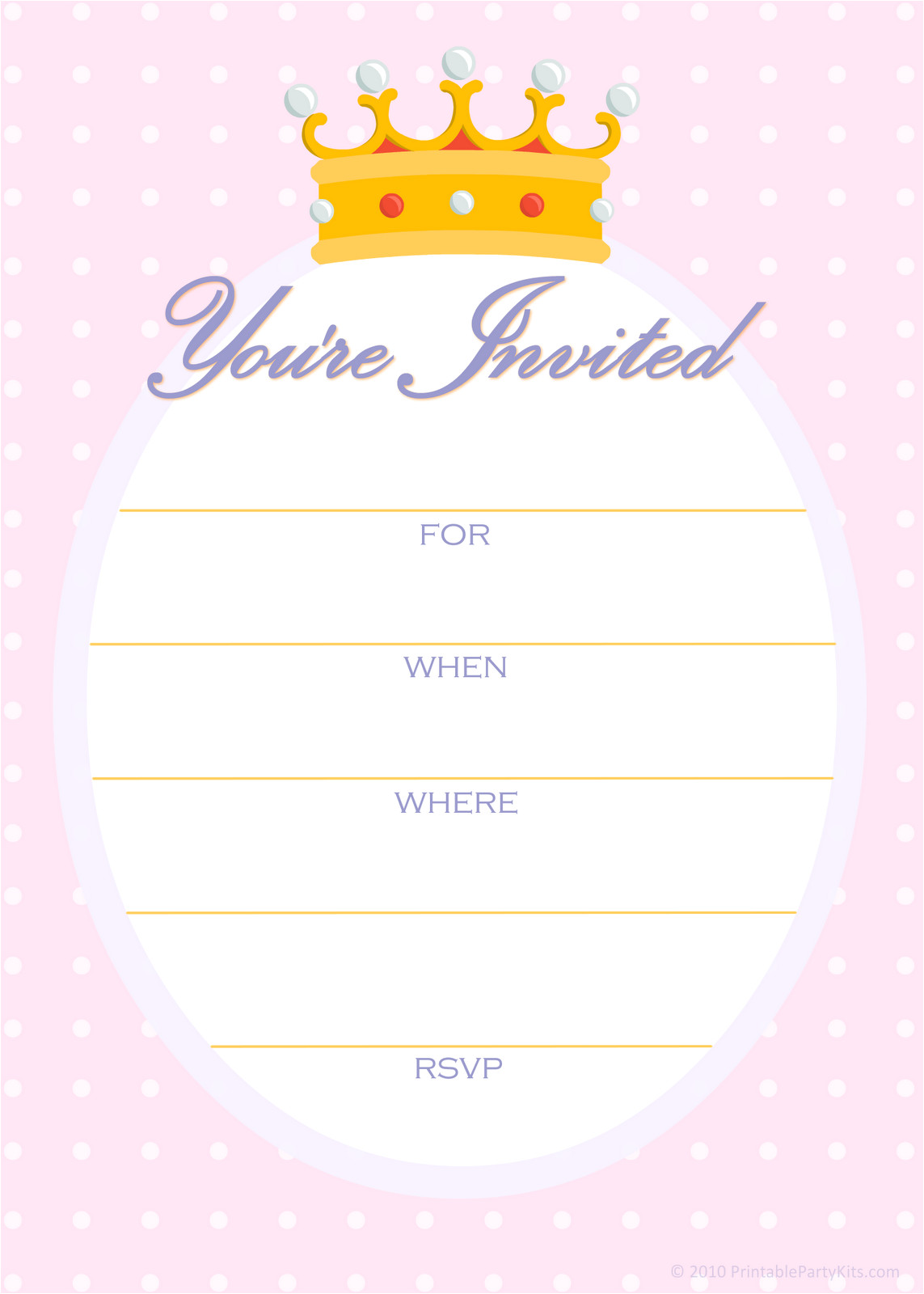 Inviation Templates Free Printable Golden Unicorn Birthday Invitation Template
