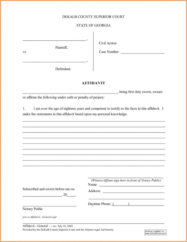 court receipt template