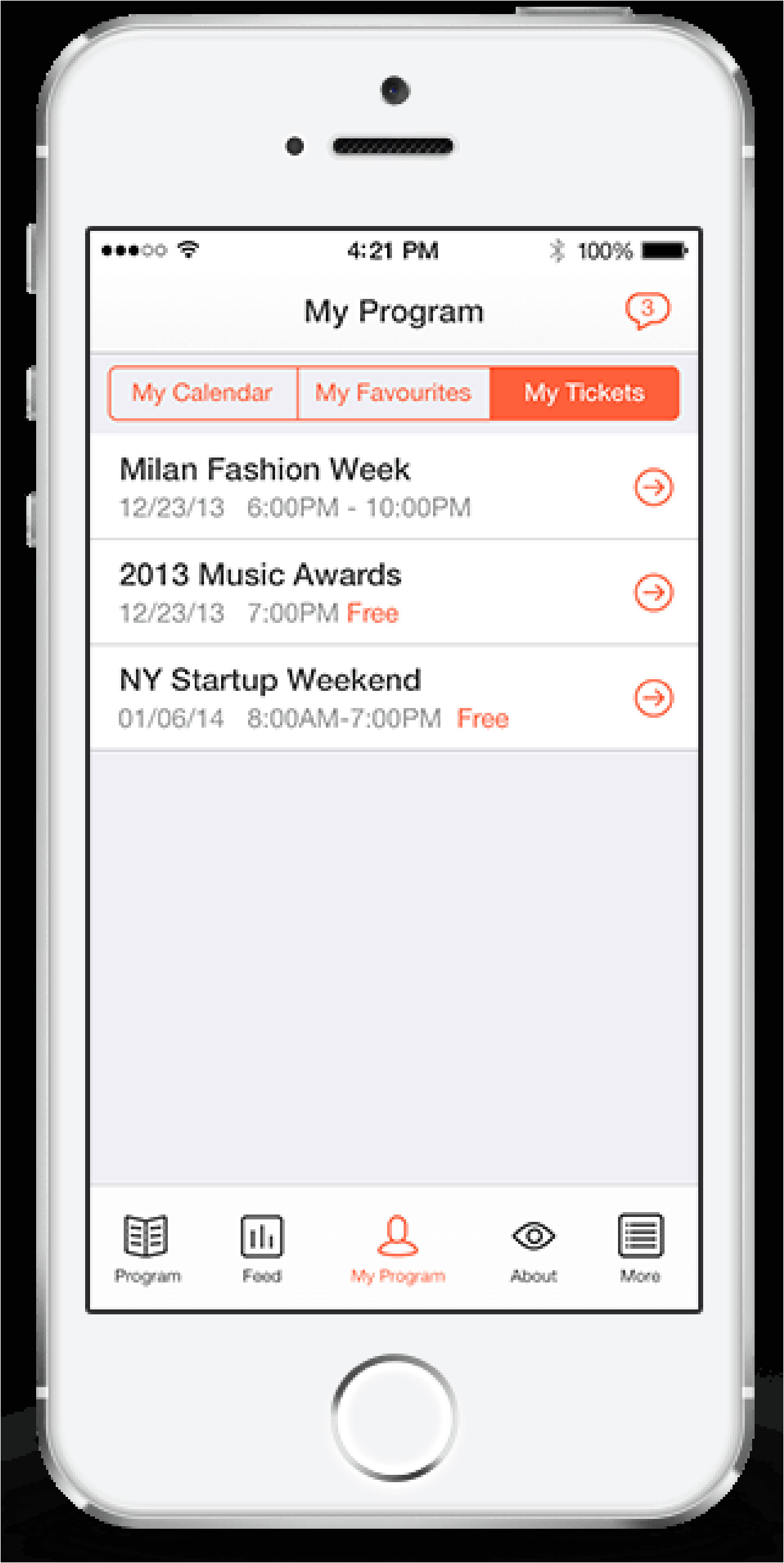 event app template ios 3237