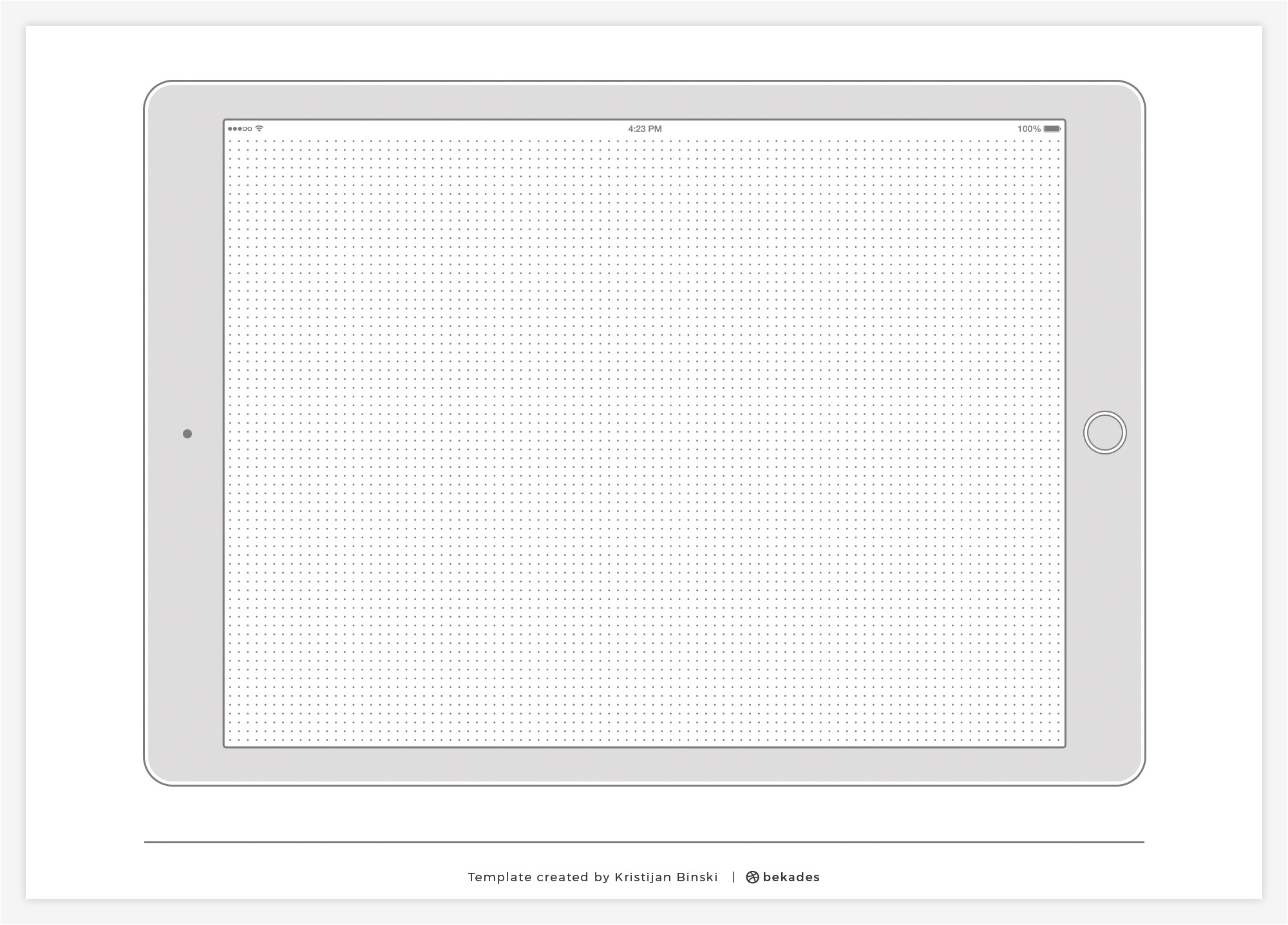 wireframe templates collection popular devices