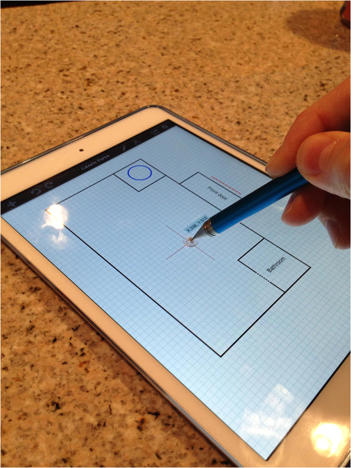 Ipad Grid Template Graph Paper Apps 148apps