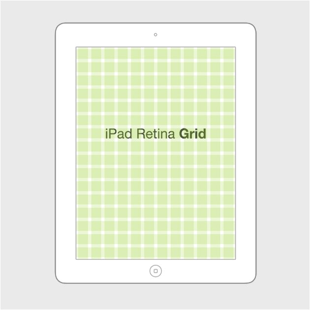 Ipad Grid Template Photoshop Grid Templates Designing Through the Line