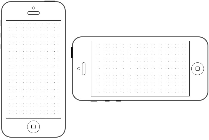post blank iphone 6 template 297707