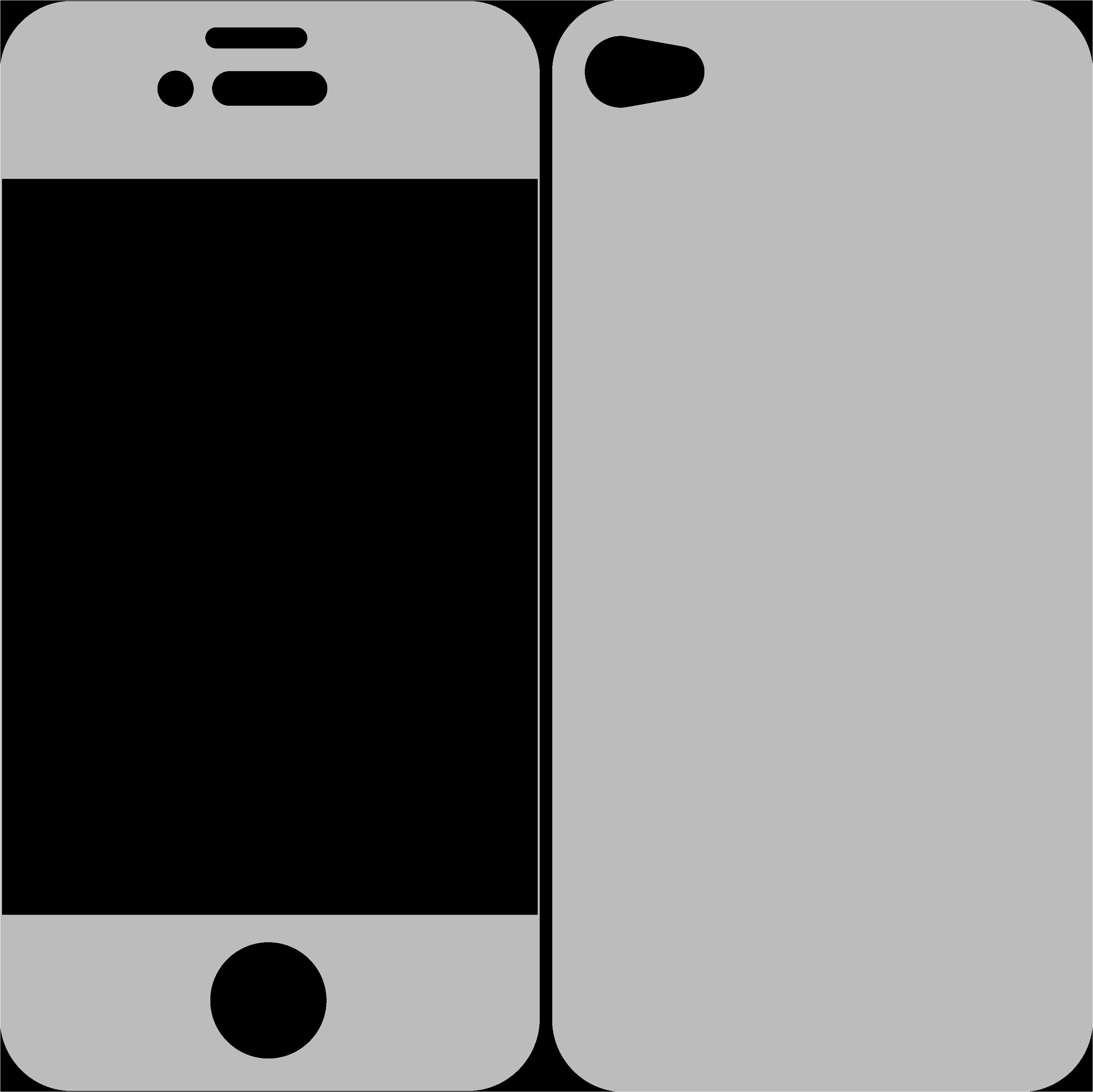 iPhone 5 Cover Template Best Photos Of iPhone 4 Template iPhone 4 Case Template