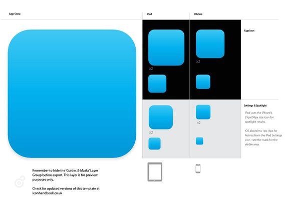 post ios app design templates 260570