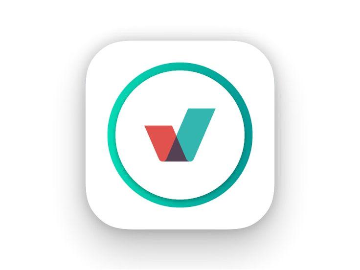 iphone app logo template