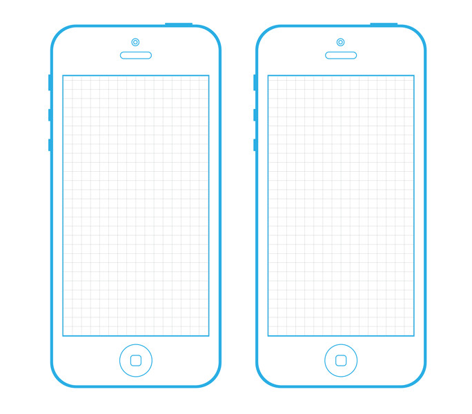 post iphone 6 drawing template 297615
