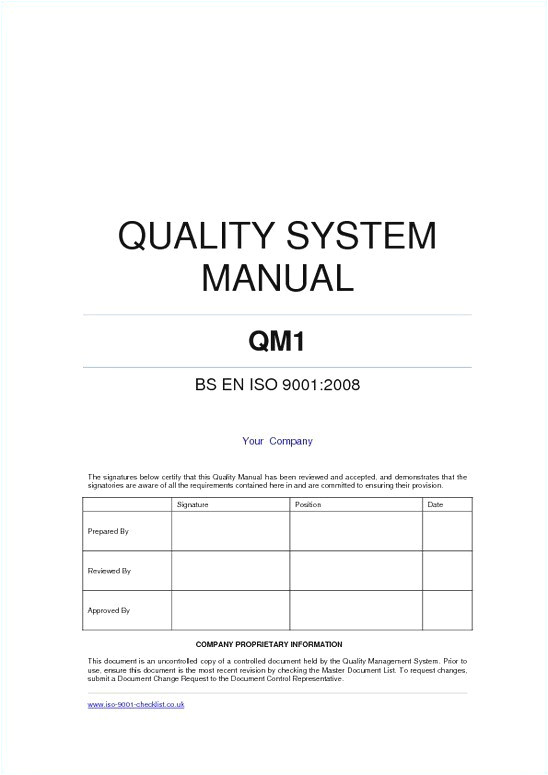 Iso 17025 Quality Manual Template Free Pdf iso 17025 Quality Manual Template Free Pdf iso Quality