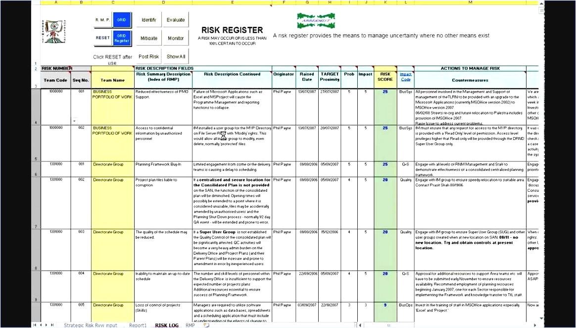 iso 27001 risk assessment template