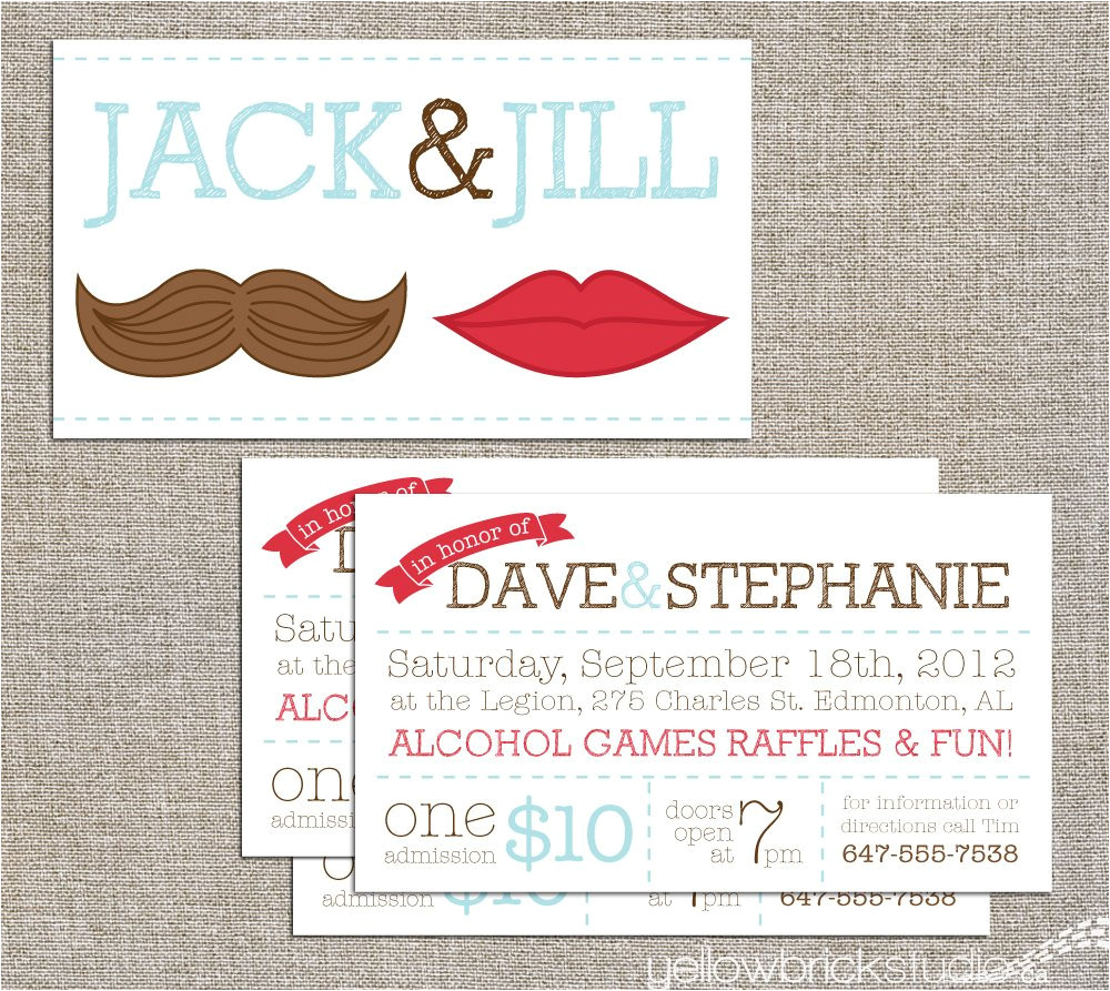 jack jill tickets mr and mrs 250 double