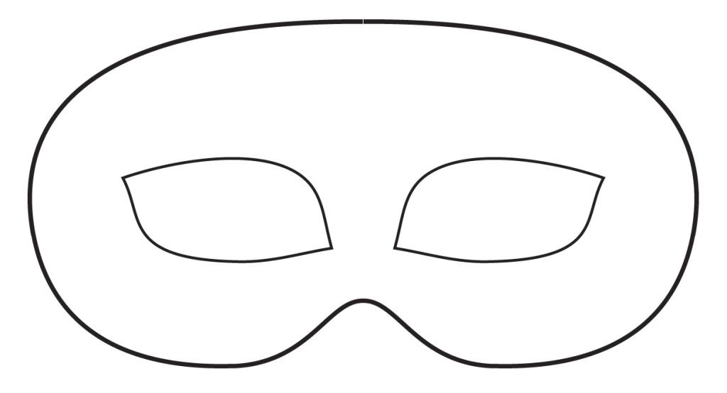 masks 20clipart 20printable