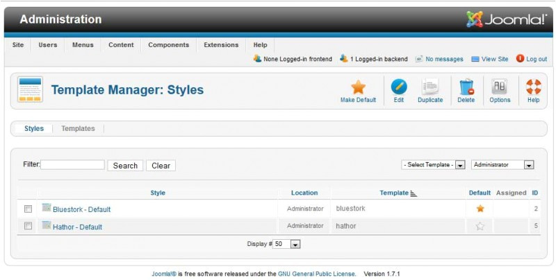 Joomla Backend Templates Administrator Templates Does Your Backend Need An Upgrade