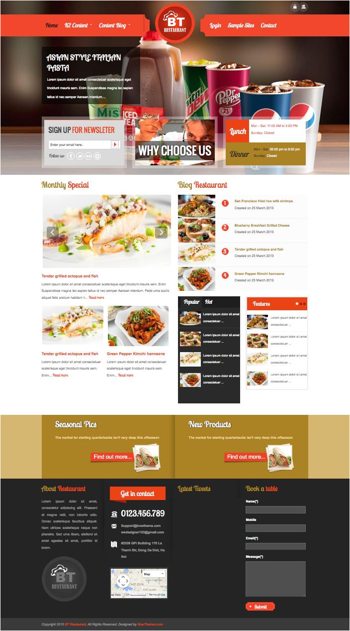 Joomla Hotel Booking Template Blog Archives Opsmanager