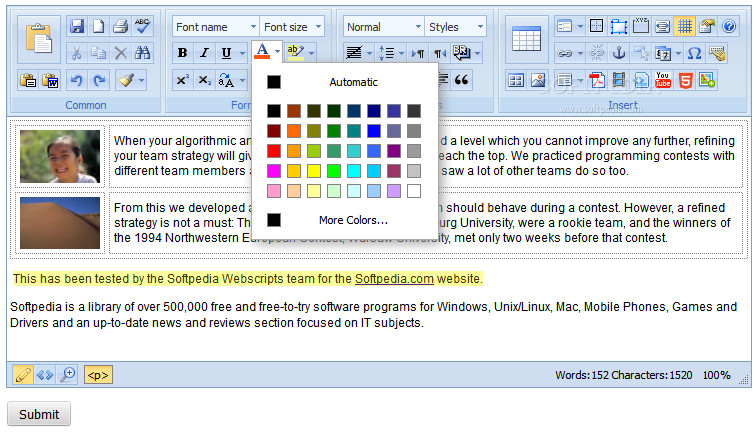 tinymce wysiwyg editor joomla download templates
