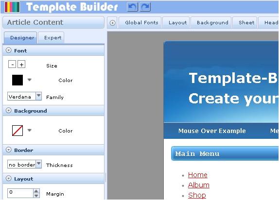 Joomla Template Editor Online Joomla Template Editor Quantumrealms Com