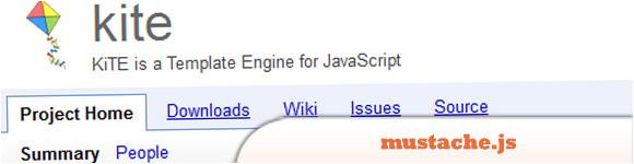 10 javascript jquery templates engines