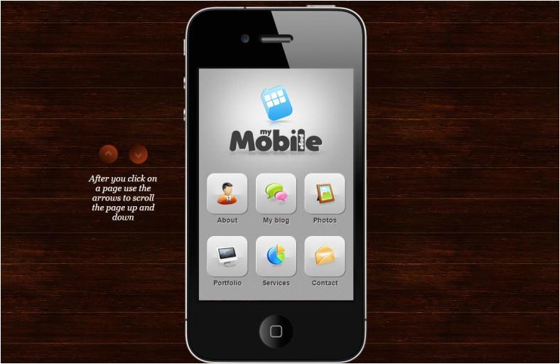 40 best jquery mobile templates