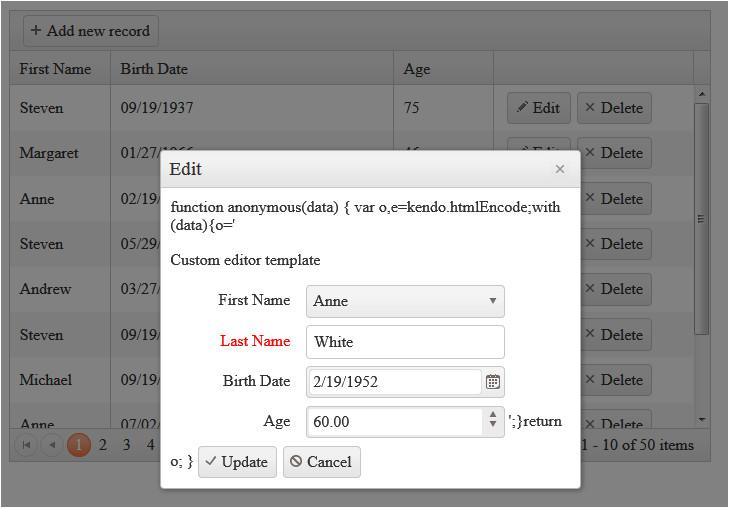 grid custom popup editor showing javascript code in grid 2012 2 710