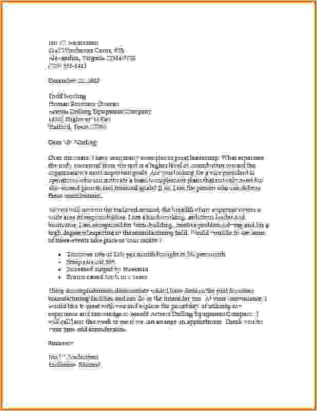resume and cover letter key words