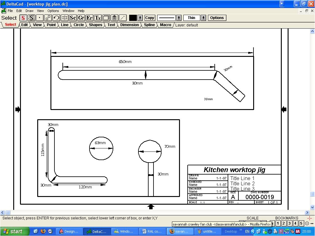 Kitchen Worktop Cutting Template Kitchen Worktop Jig Plans Diy Free Download Kitchen