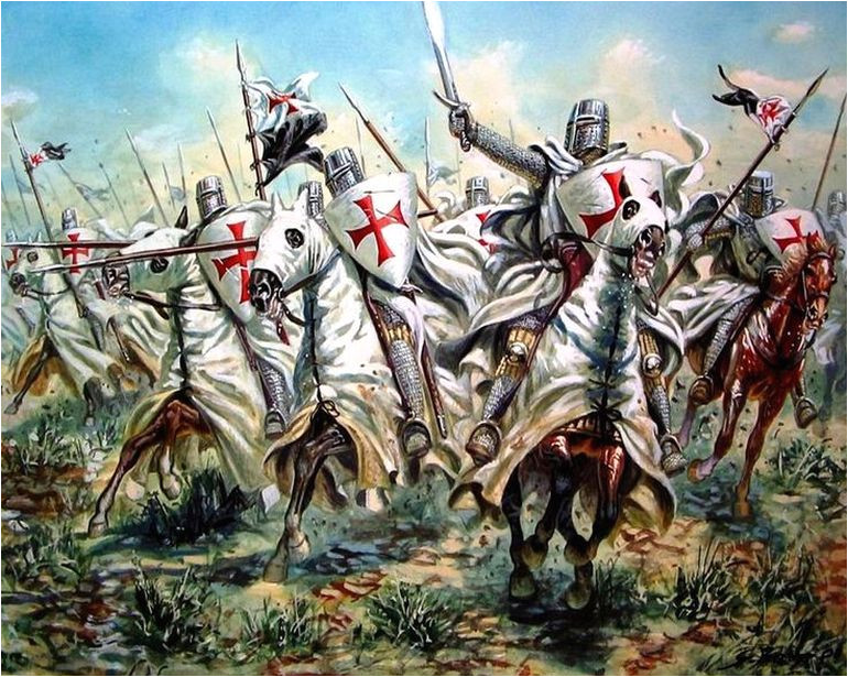 Knights Templat 10 Incredible Things You Should Know About the Templars