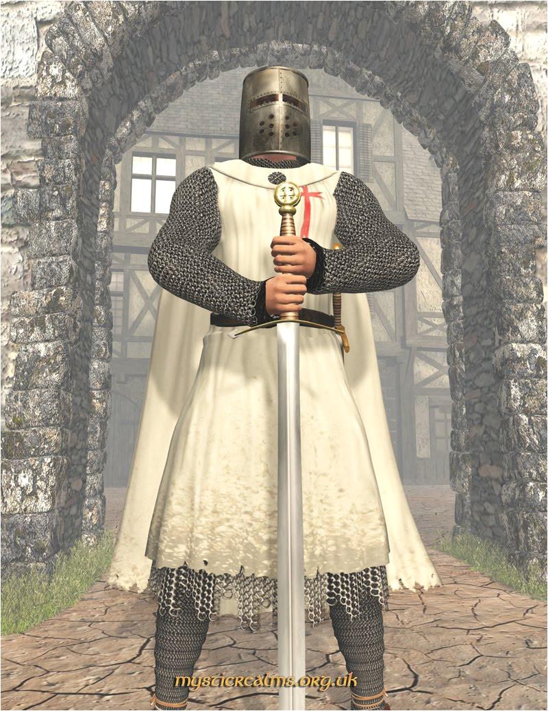 knights templar given land in hackney