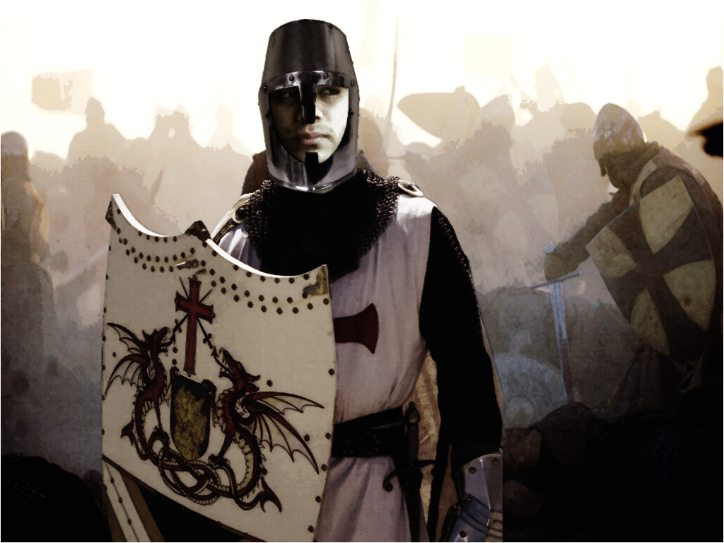 knights templar warrior quotes