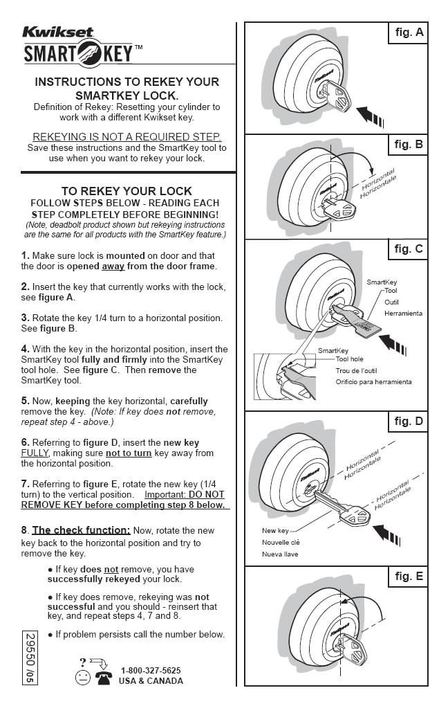 how to install a kwikset door knob video
