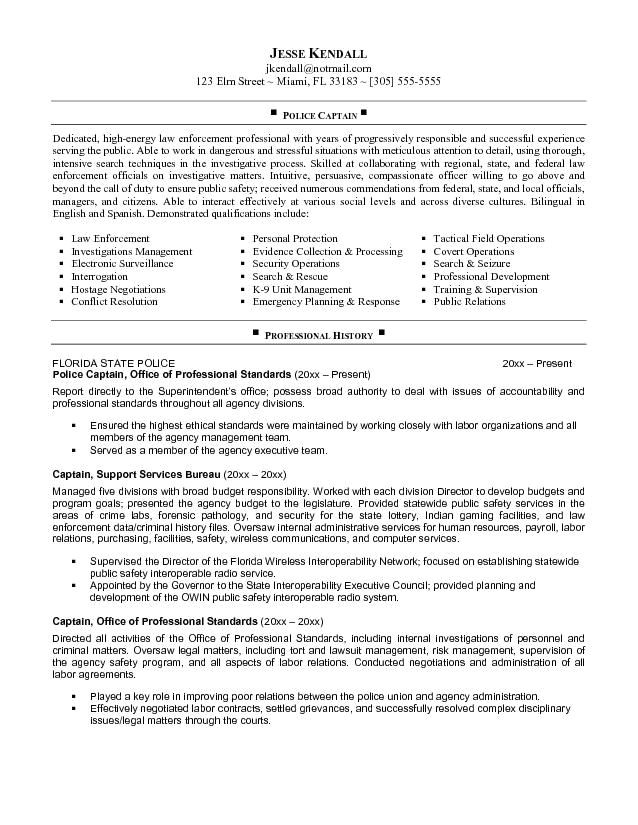 Law Enforcement Operations Plan Template Law Enforcement Operations Plan Template Free Template