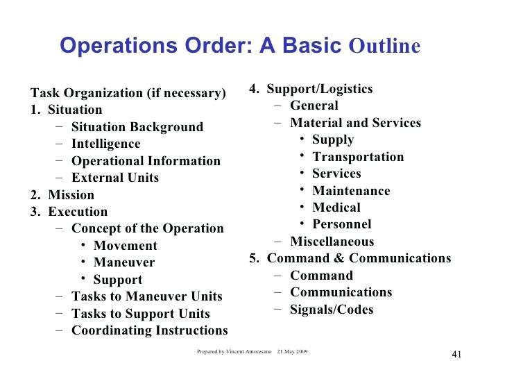 Law Enforcement Operations Plan Template Operational Plan Templates Free Sample Example format