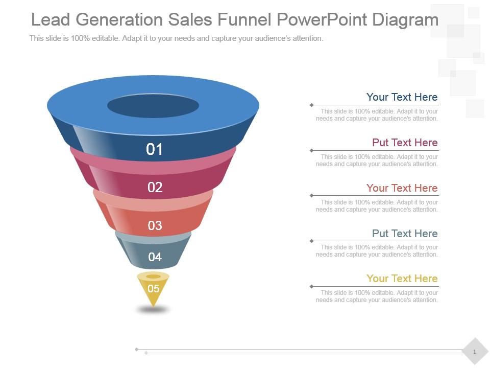 lead funnel template