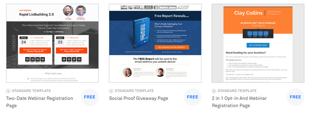 tools build profitable converting landing page
