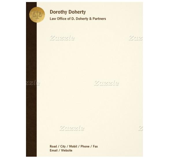 Legal Stationery Templates 17 Letterhead Templates Pdf Doc Free Premium Templates