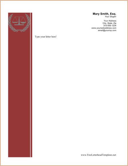 5 free business letterhead templates