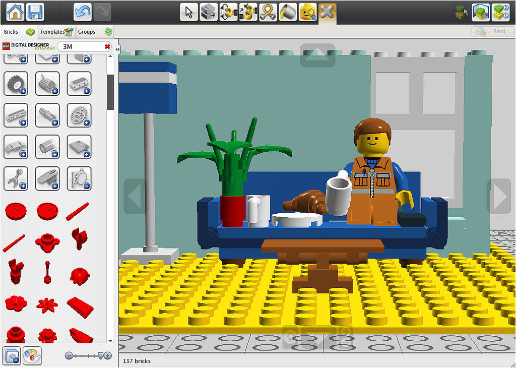 Lego Digital Designer Templates Lego Designer Templates Choice Image Template Design Ideas