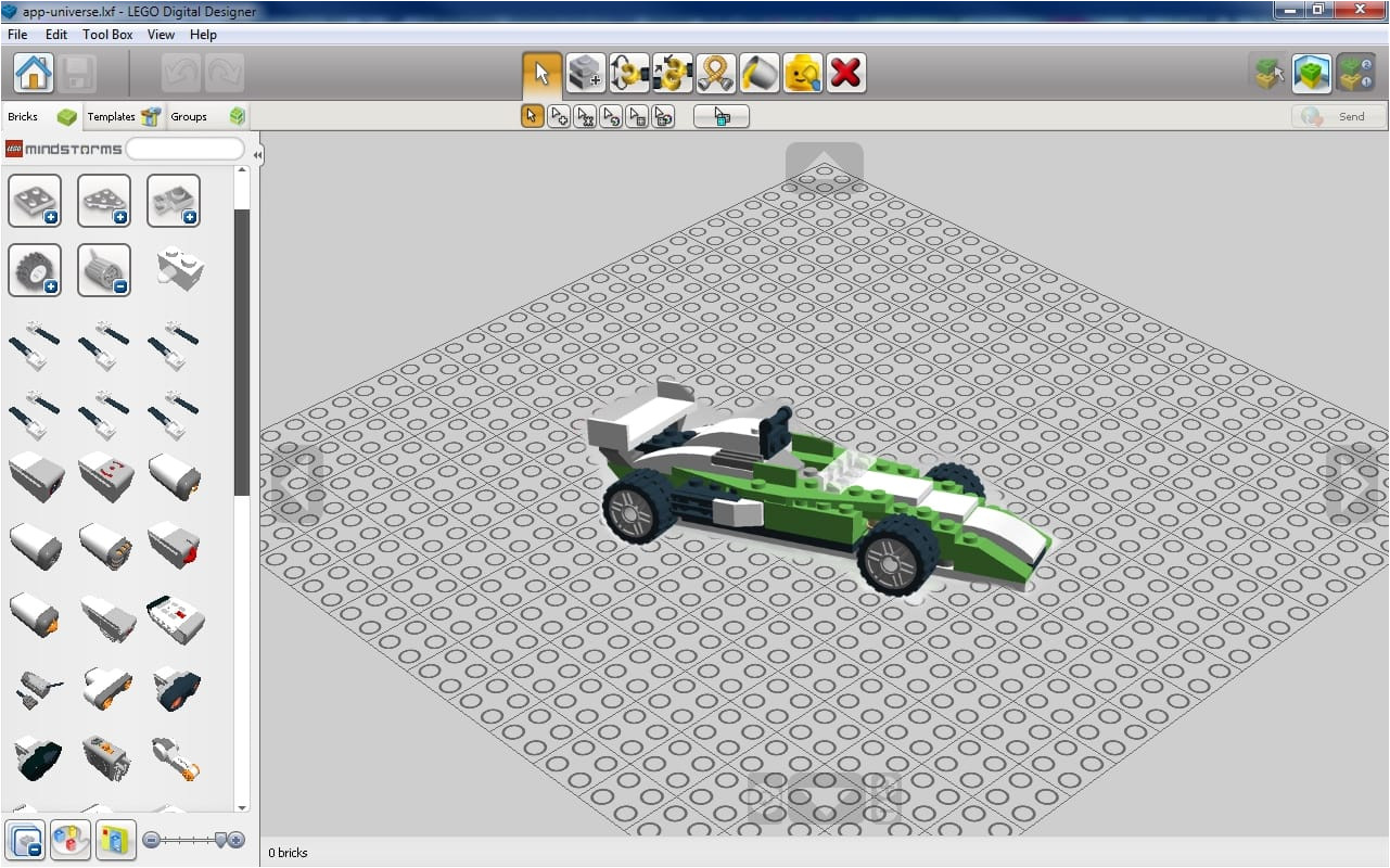 Lego Digital Designer Templates Lego Digital Designer Download