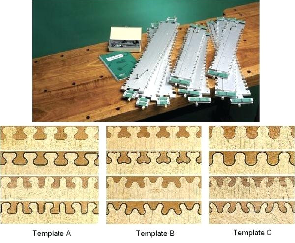 Leigh isoloc Hybrid Dovetail Templates Leigh Jig Expatworld Club