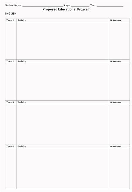 Lesson Plan Template Qld Qld Kindergarten Curriculum Templates Homeshealth Info