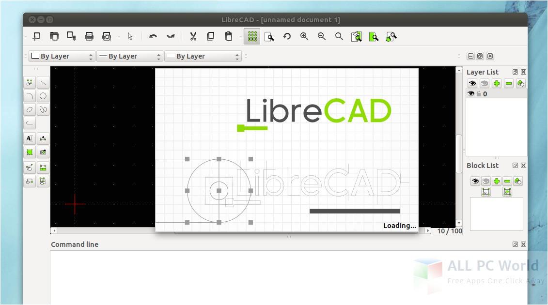 librecad templates download