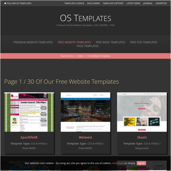 Light Cms Templates Light Cms Templates Free Template Design