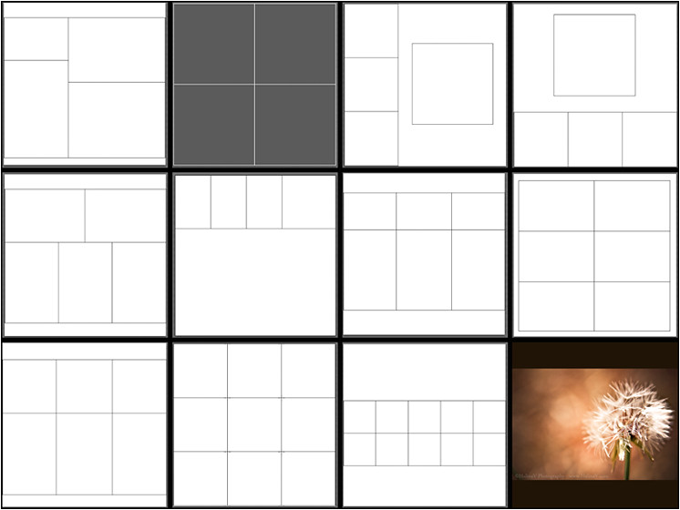 35 album templates for lightroom 3 10x10