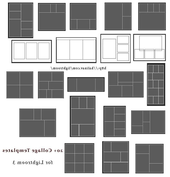 photo templates for lightroom