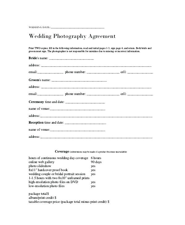 logging contract template