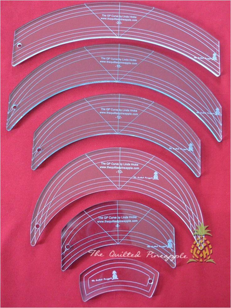 quilt long arm ruler