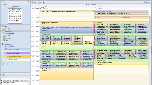 outlook calendar may