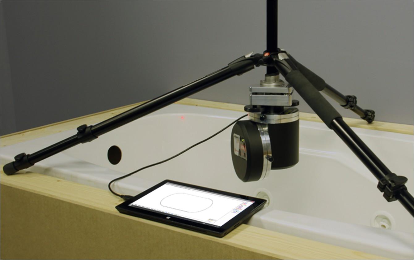 lt 2d3d laser templator