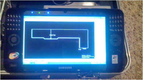 lt 55 xl precision laser templator i3768049