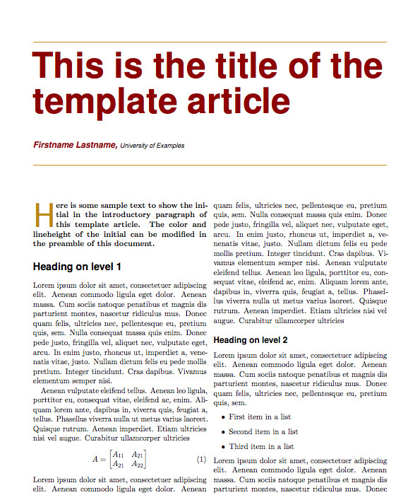 Magazine Articles Template Magazine Article Template Cyberuse
