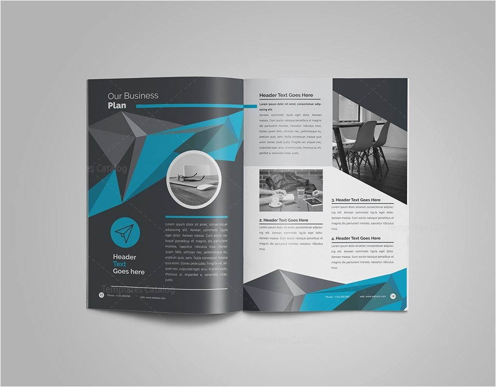 mega professional 24 pages magazine template 001102