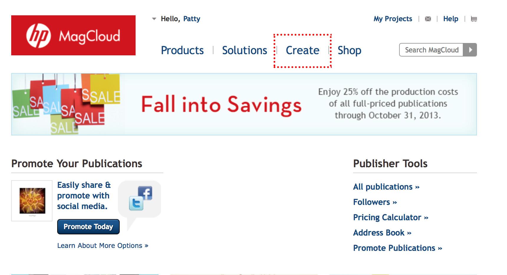Magcloud Templates Website Updates Publisher 39 S Corner